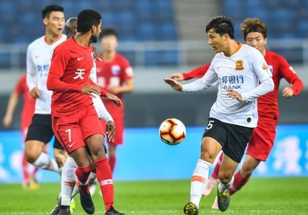 中超传球数排行榜:技术型球队占据前列,武汉卓尔排名第五
