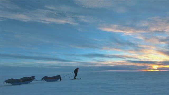 徒步穿越南极青年今日出发,80多天独自生存,他都带了啥?