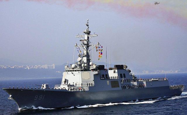 韩国计划打造8000吨驱逐舰,报价10.77亿美元,但垂发只有48单元