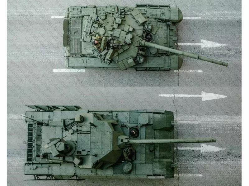 俄罗斯排名第一的坦克,或将决定了世界未来坦克制造业的发展趋势