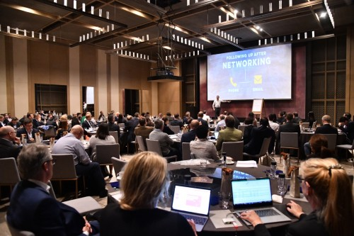 车车科技张磊出席INTERLAW 2019国际律师联盟年会