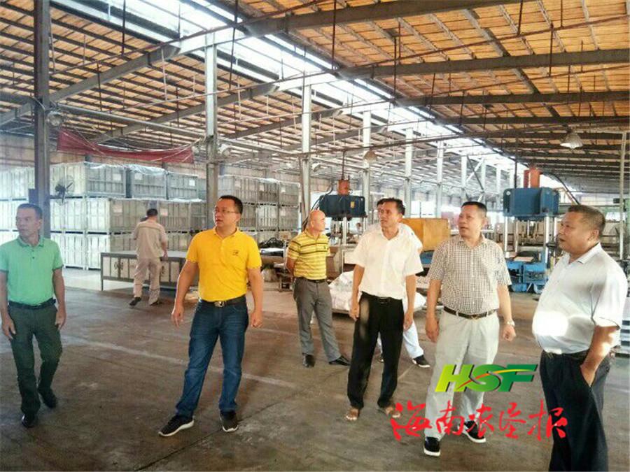 <b>海垦中坤农场公司开展安全生产督查工作</b>