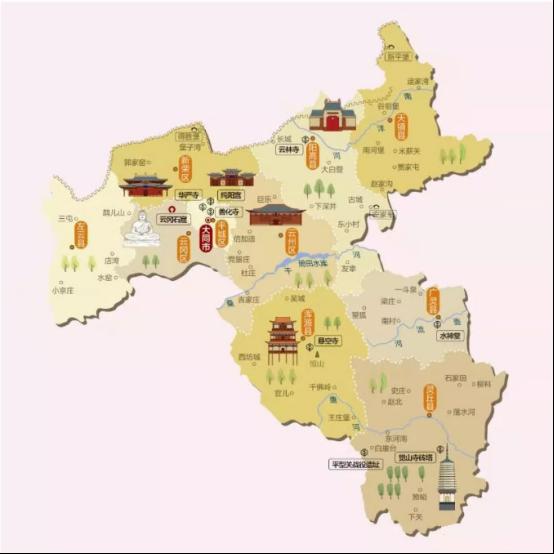 山西省大同市2019年经济总量_山西省大同市地图