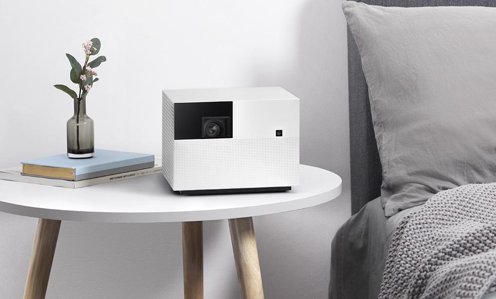 小米有品上架峰米投影仪Vogue:1080P分辨率+1500ANSI流明