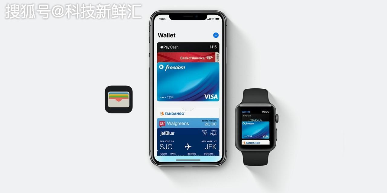 Apple Pay取代星巴克成为美国最受欢迎的移动支付平台