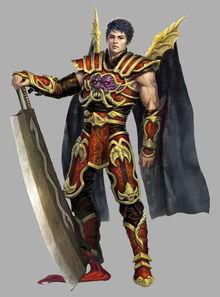 凭着超高血量、超高防御和复活戒指撑到攻城结束
