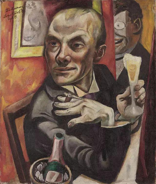 <b>贝克曼:创造艺术是一种奢侈,坚持表达个人的艺术观点更是一种奢侈</b>