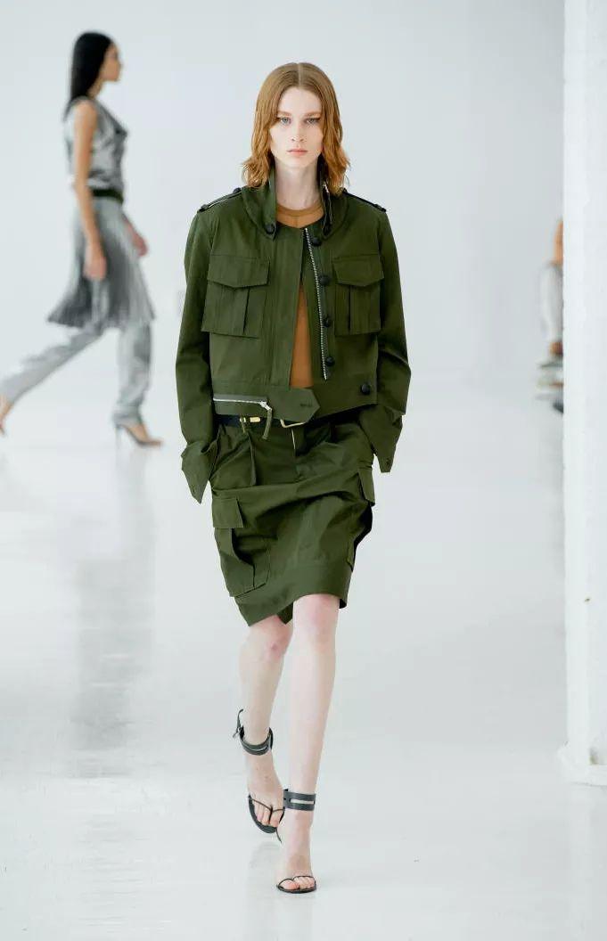2020春夏女士关键单品流行分析:西装&套装