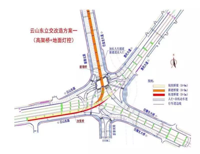 金龙大道将进行快速化改造,现在要听你的意见和建议!