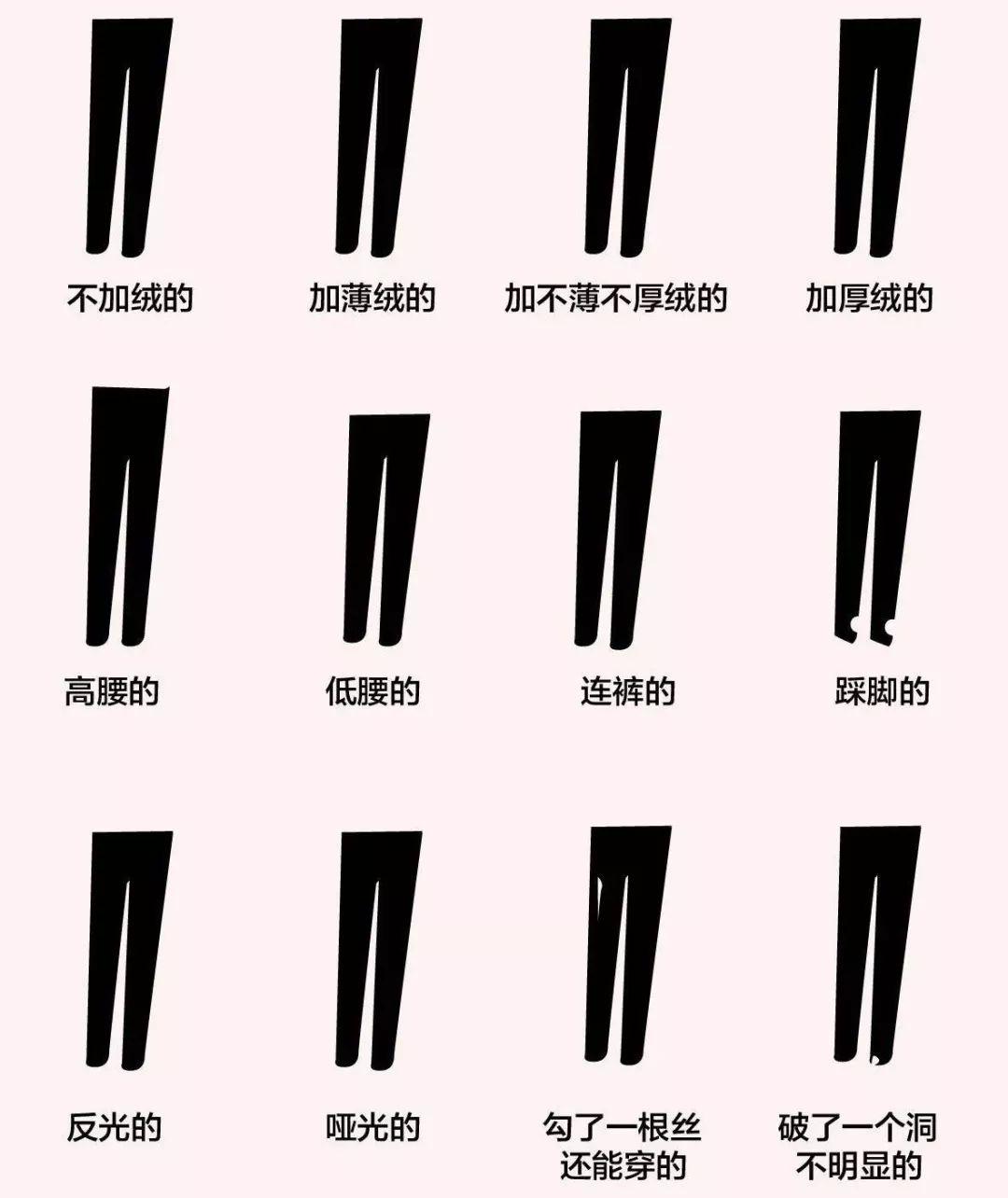 <b>越穿越瘦美肤袜,大象腿变大长腿!</b>