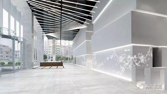 企业LOGO墙,得找最有才华的设计师来定制图片