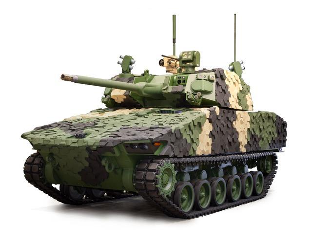 美军下一代步兵战车装50毫米机关炮,爆炸威力大10倍,射程远2倍