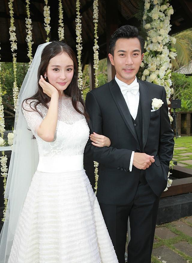 杨幂谈及婚姻 和刘恺威离婚,我伤害了一个人