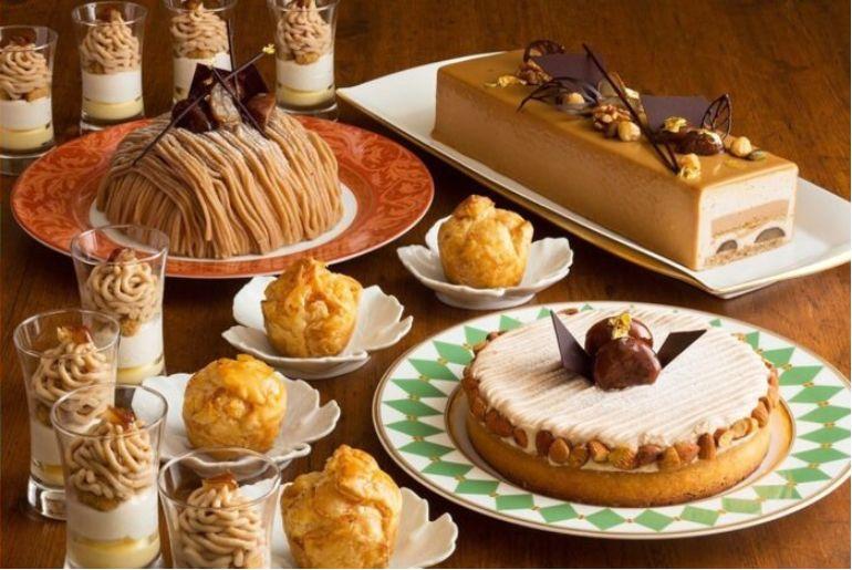 """举个""""栗子"""":日本秋季限定甜品上市,收货之秋必吃美食!"""