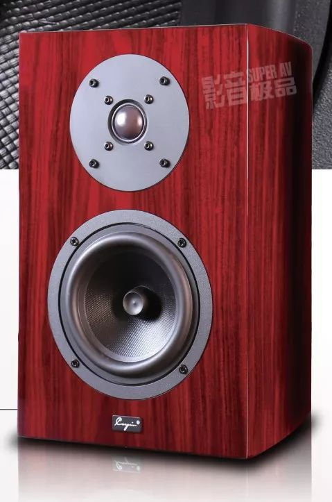 高端大气,平衡听音Cayin LYRE T30书架音箱