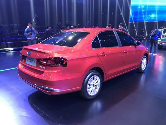 9月先上市一款紧凑SUV 捷达品牌成都发布