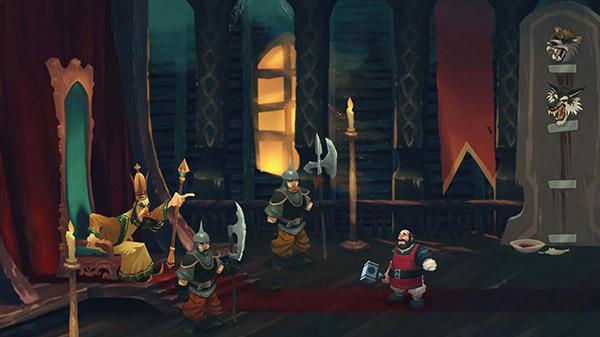 黑暗风格新游《Yaga》即将上市完成不可能的任务_该游戏