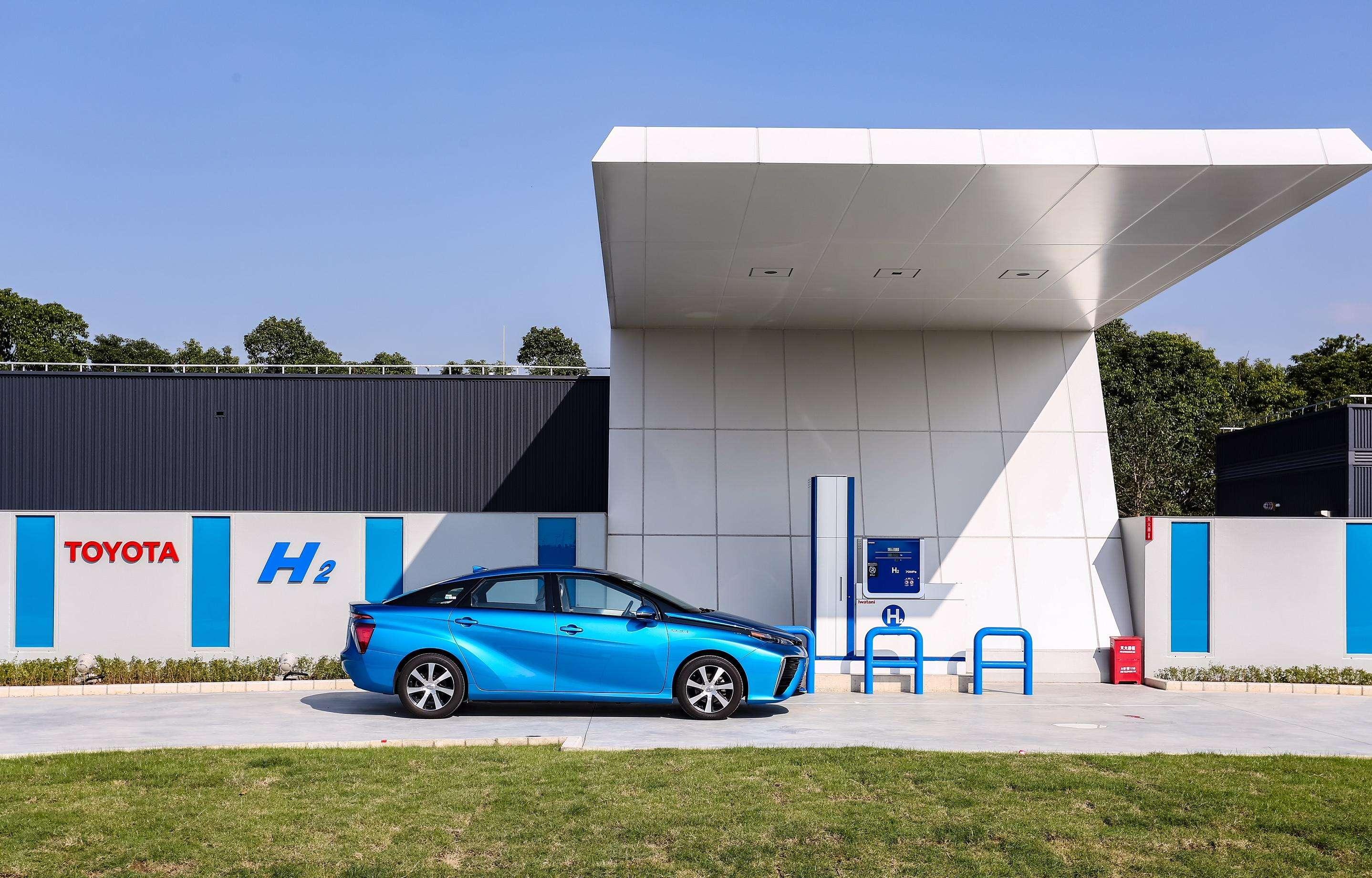 分析氢能源的利弊,看它是如何被电动汽车打败
