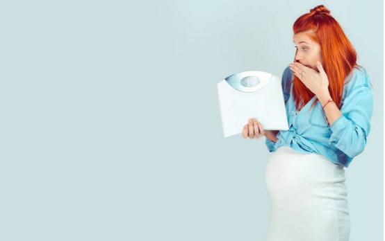 孕期怎样减肥图片