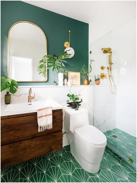 听说厨房卫生间最近流行刷漆?颜值气质原地提升10倍!