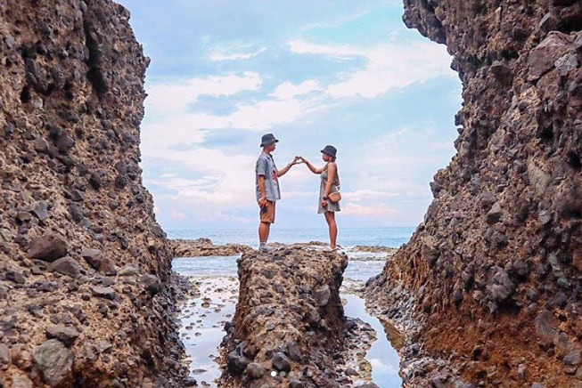 摄影师带你拍!东海岸五大海蚀秘境梦幻美景必访清单