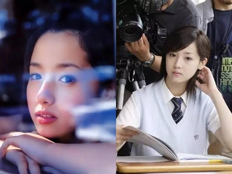 年轻时颜值超高的日本明星,不用滤镜修图,靠脸吃饭就是说他们
