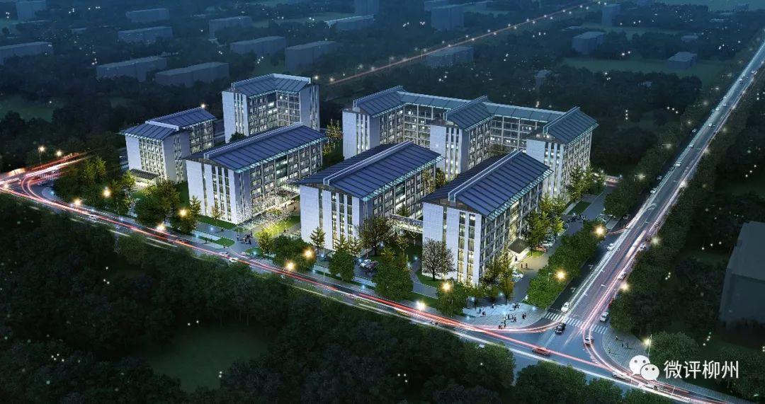 柳州投资2.7亿元的养老项目开工,以后养老是什么样子