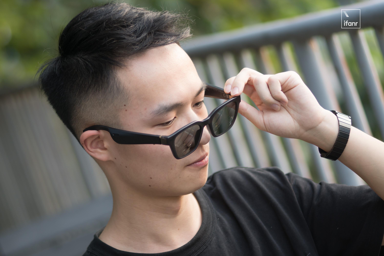 Bose 智能音频眼镜体验,时尚、音质兼备的科技潮品