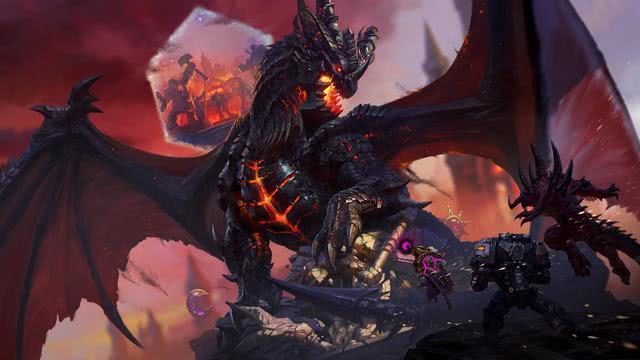 盘点游戏里与龙族有关的角色,究竟哪一位是最强战神?