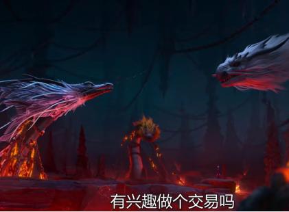 《哪吒》最后彩蛋中登场的是四海龙王?种种细节表示,并不全是!
