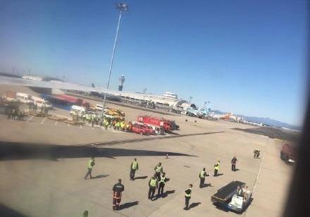 <b>法航北京飞巴黎客机火警器发出警报,紧急返航已成功落地</b>