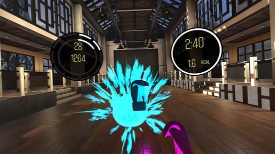 VR健身游戏BoxVRPSVR实体版11月19日登陆北美