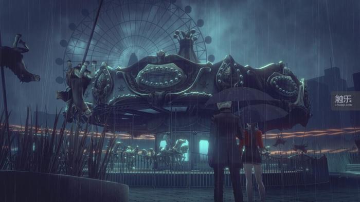 《AI:梦境档案》:穿越时空的虹之箭_游戏