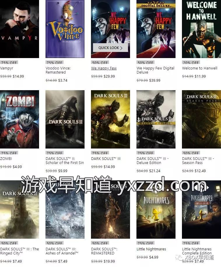 Xbox万圣节主题促销上线近40款中文游戏优惠含《无主之地3超级豪华版》《生化危机2》《巫师3年度版》