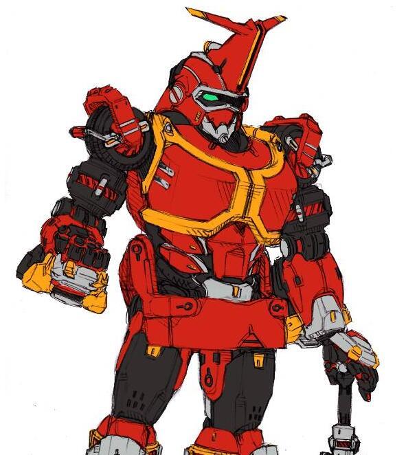 如果《铁甲小宝》以这样的形态重新登场,你会去看吗?_机器人