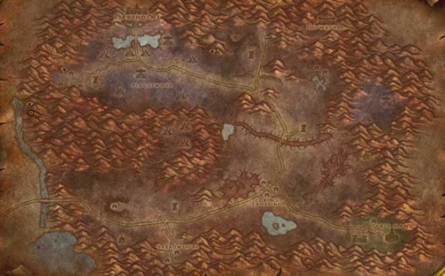 魔兽世界怀旧服神庙任务图片