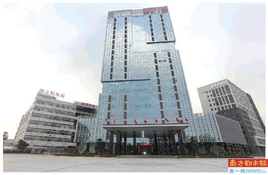 刘震云手机服务巴宝莉、迪士尼和迪卡侬等品牌,国立科技总部落户东莞道滘!