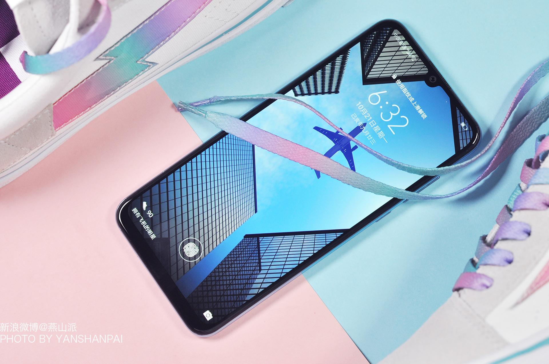 荣耀20芳华版全面评测,一台1399元的手机为何能征服大批女性用户