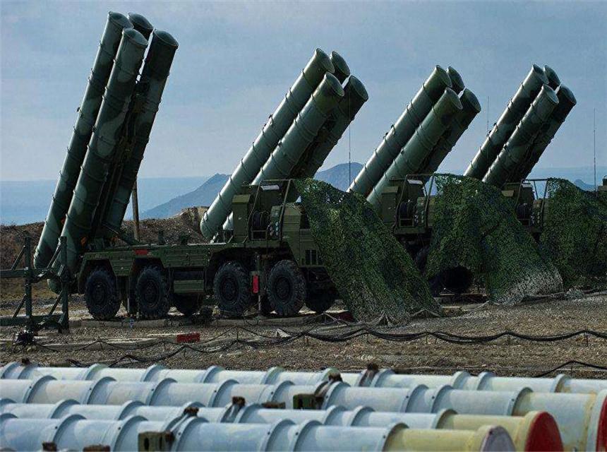 S-400导弹火力全开,8个目标全被摧毁,白宫为自己的霸权行为买单