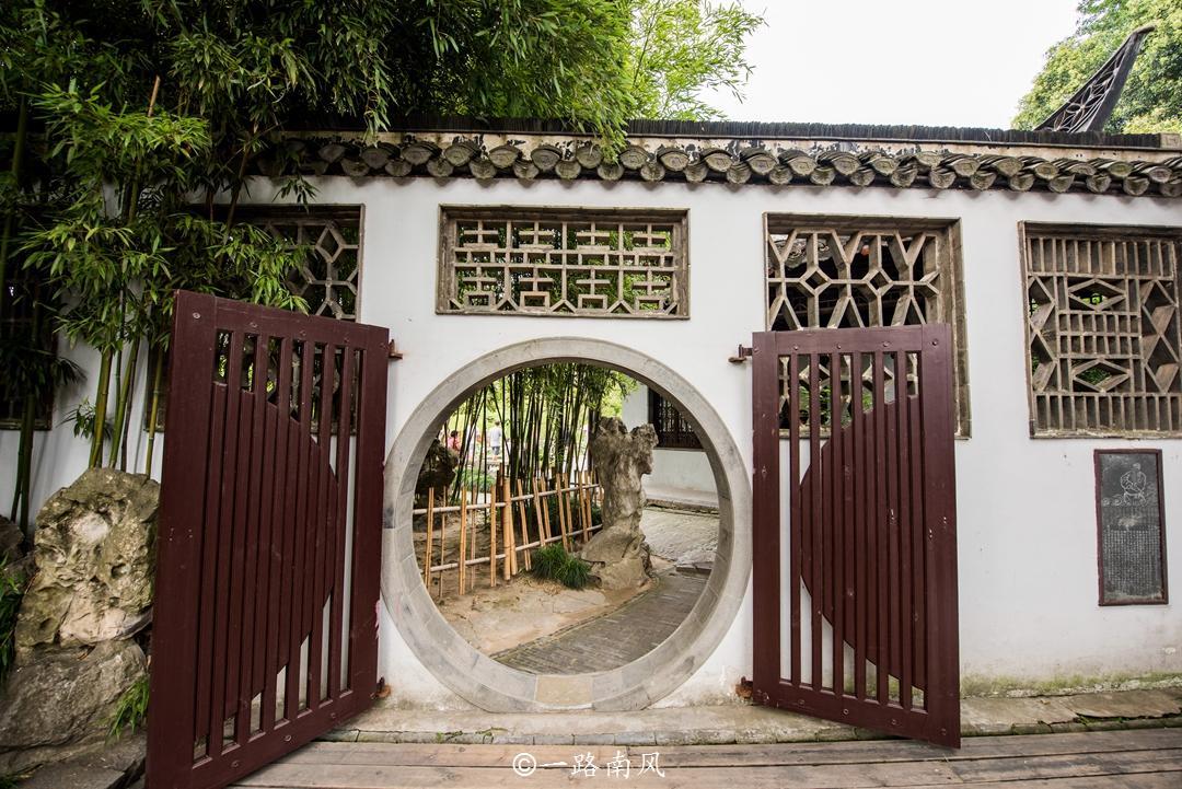 扬州最奇怪的景点,明明是座岛却叫作山,游客很多却没名气!