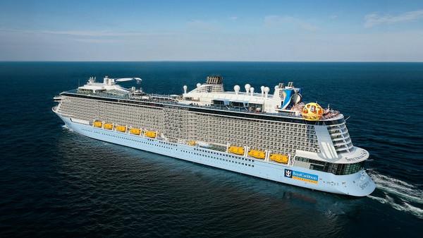 <b>和爸妈登海洋光谱号游轮,与绿洲系新船许下美好约定</b>