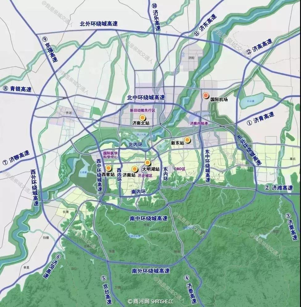 商河张坊镇未来规划图