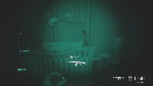 《使命召唤16》战役彩蛋对婴儿开枪任务失败且被嘲讽_玩家