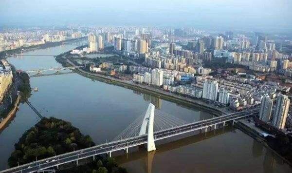 九江市gdp_江西人眼中的江西地图是怎样的,你都看过吗 南昌人眼中的江西亮瞎了