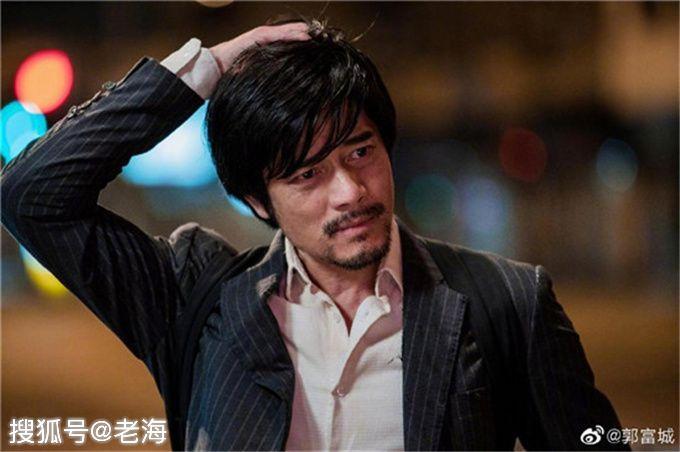 32岁天王嫂给54岁的郭富城庆生,画面恩爱十足,甜蜜狗粮有点腻!