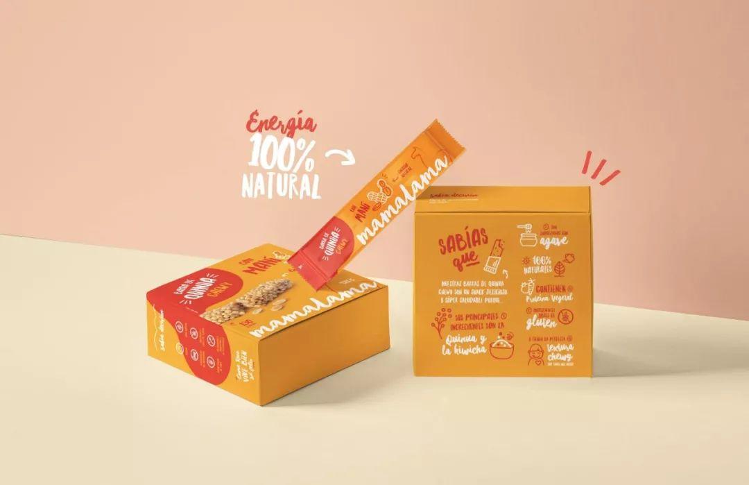 优秀零食食品包装设计