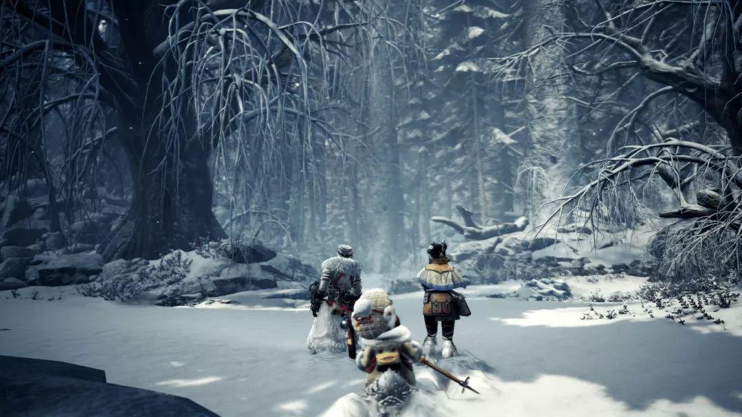 「STEAM情报」《怪物猎人世界:冰原》开启预购+《双点医院》新史低53元