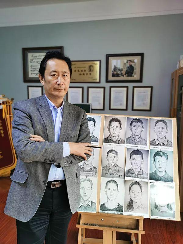 """我的冰山女总监""""神笔警探""""林宇辉:绘章莹颖案真凶,模拟画被拐儿童"""