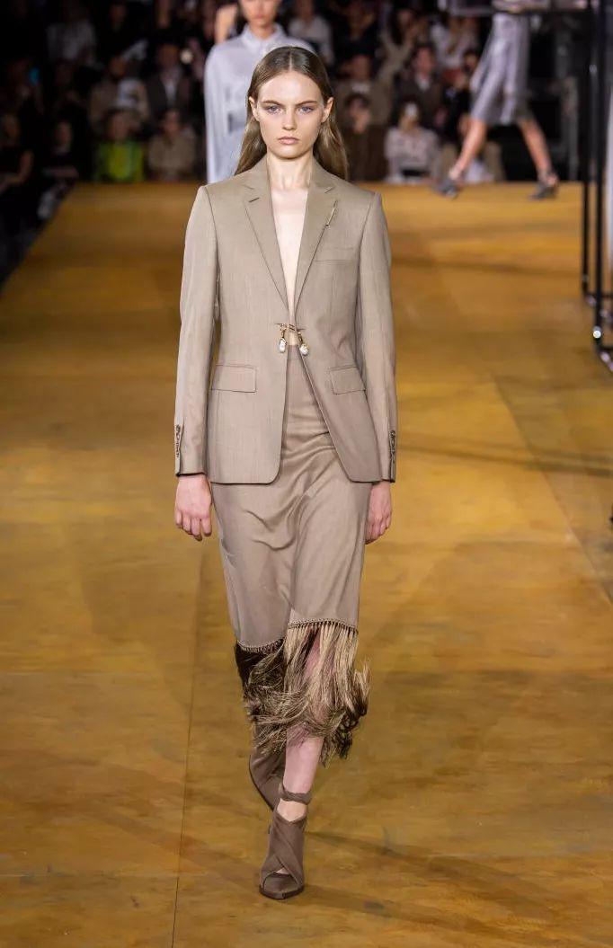 2020春夏女士西装 & 套装流行趋势