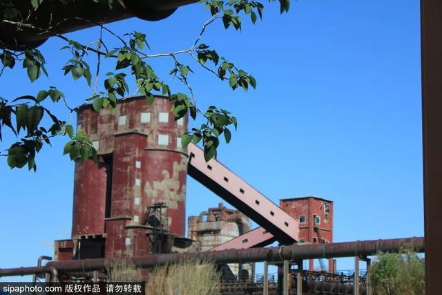 神秘的首钢工业遗址公园,没来过的赶紧来吧